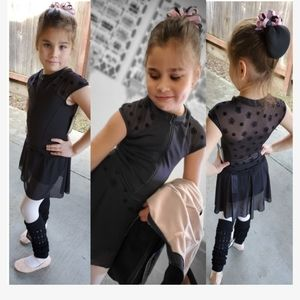 Kids size 6/7 ballet/tap outfit